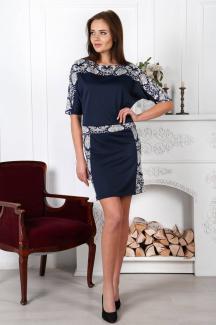 Платье женское арт. МГШ-49