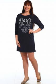 Туника-платье женское арт. МТЛ-219