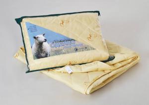 Одеяло Овечья шерсть (облегченное)
