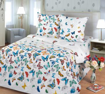 КПБ (бязь 125гр) Бабочки