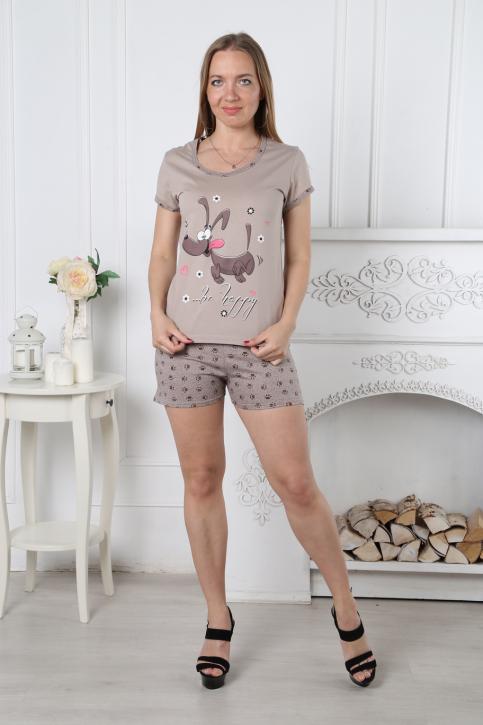 Пижама Такса (шорты)