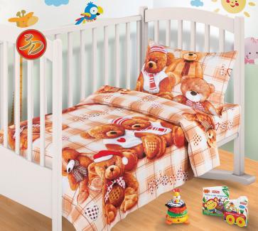 Комплект детский (ясли) Мишутки