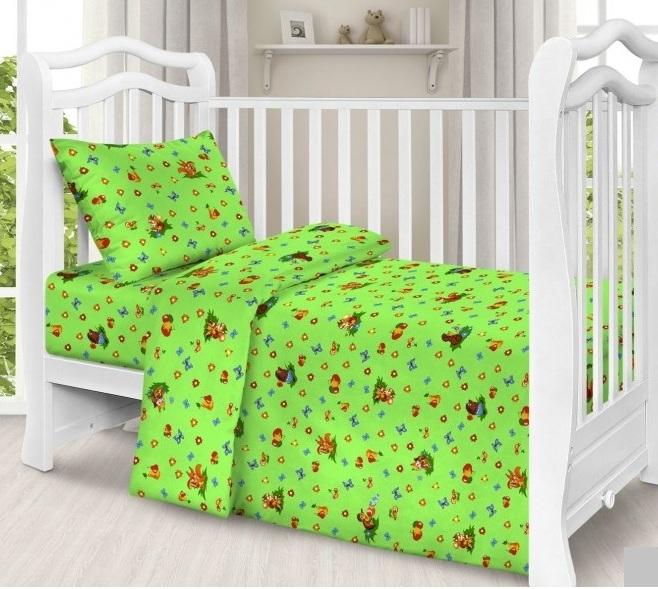 Комплект детский (зелёный)